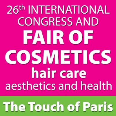 agera hairdressing scissors - on the 26th international fair and congress of cosmetics
