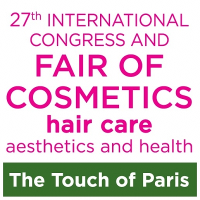 Agera hairdressing scissors - on the 27th international fair and congress of cosmetics
